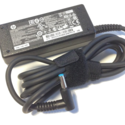 Genuine OEM Hp Laptop Charger AC Adapter 65W 19.5V 3.33A Original HP Laptop Charger Adapter with AC Power Cord for Models 710412-001 709985-002 PPP009C